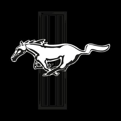 Mustang Ford logo vector logo