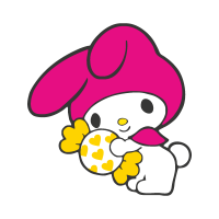 My Melody vector