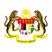 Coat of arms of Malaysia logo