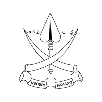 Coat of arms Pahang logo