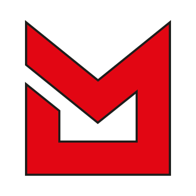 M Romania logo vector logo