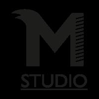 M studio logo