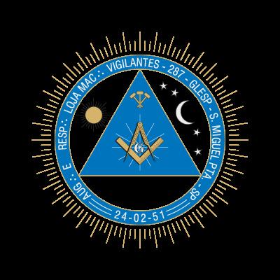 Maconaria logo vector logo