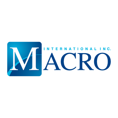 Macro International Inc logo vector logo