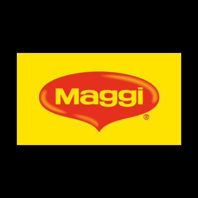 Maggi logo vector logo