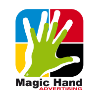 Magic hand logo
