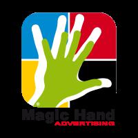 Magic hand logo