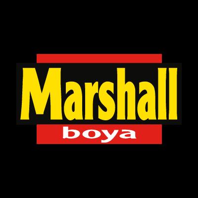Marshall Boya logo vector logo
