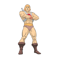 Master of the Universe vector