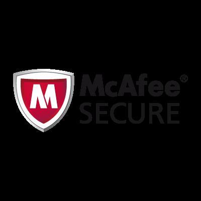 McAfee  logo vector logo
