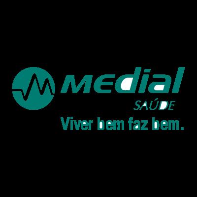 Medial Saude logo vector logo