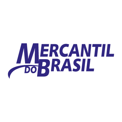Mercantil do Brasil logo vector logo