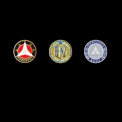 Mercedes Benz Classic Center logo vector logo
