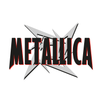 Metallica Music Band vector