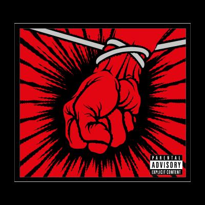 Metallica St. Anger logo vector logo