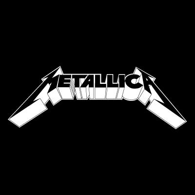 Metallica US logo vector logo