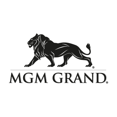 MGM Grand  logo vector logo