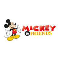 Mickey & Friends  vector