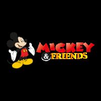 Mickey & Friends  vector