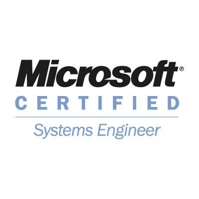 Microsoft Certified Systems Engineer logo vector logo