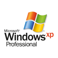 Microsoft Windows XP Professional logo