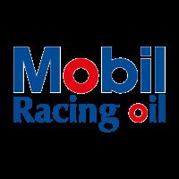 Mobil Racing oil logo
