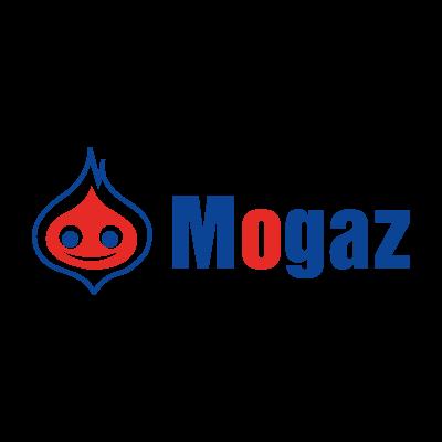 Mogaz logo vector logo