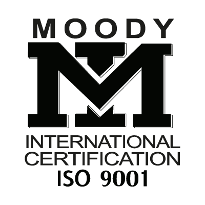 Moody International Certification logo vector logo