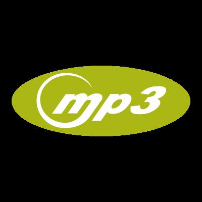 MP3 logo vector logo