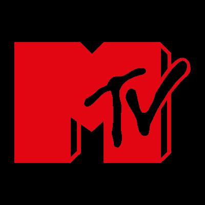 Mtv Television logo vector logo
