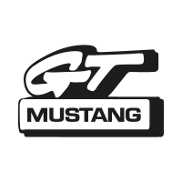 Mustang GT logo