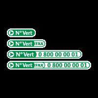 N Vert logo