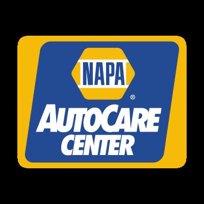 Napa Auto Center logo vector logo