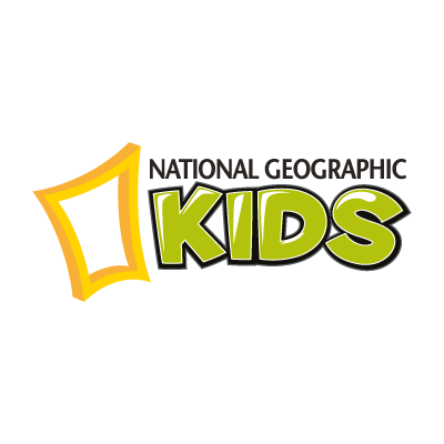 National Geographic Kids logo vector logo