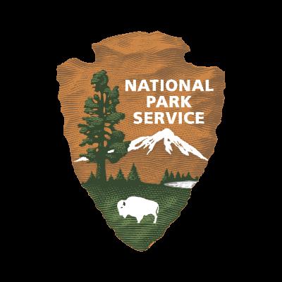 National Park Service logo vector logo