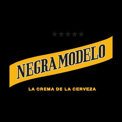 Negra Modelo logo vector logo