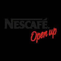 Nescafe Open up logo