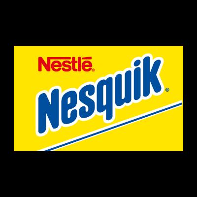 Nesquik logo vector logo