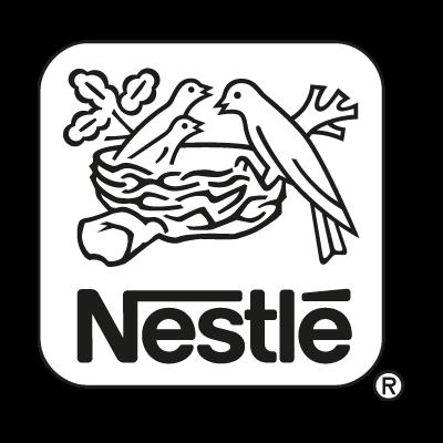 Nestle brand logo vector logo