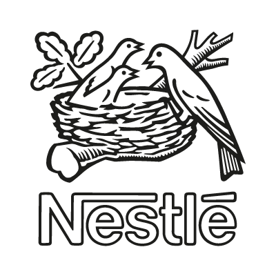 Nestle Food Brand logo vector logo
