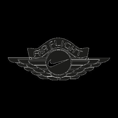Nike Air Flight logo vector logo