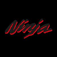 Ninja Kawasaki Old logo