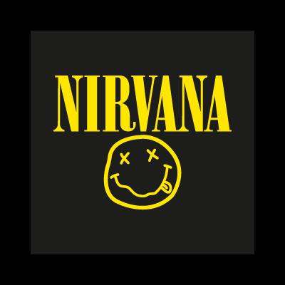 Nirvana  logo vector logo
