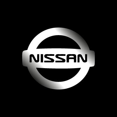 Nissan 2007 logo vector logo
