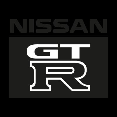 Nissan GT-R logo vector logo