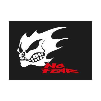 No Fear  logo vector logo