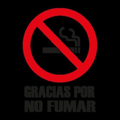 No Fumar logo vector logo