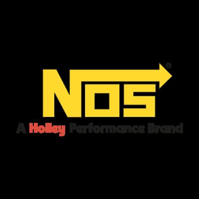 NOS Brand logo vector logo