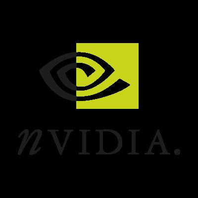Nvidia Corporation logo vector logo
