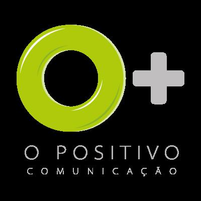 O Positivo Comunicacao logo vector logo